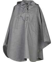 jil sander navy capes & ponchos