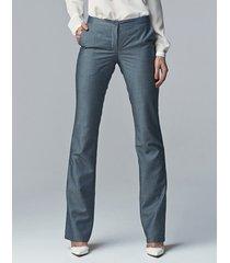spodnie bootcut