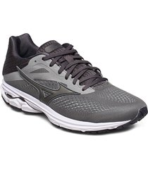 wave rider 23 shoes sport shoes running shoes grå mizuno