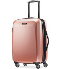 """american tourister moonlight 21"""" hardside expandable carry-on spinner suitcase"""