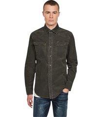 d17524 c436 - 3301 slim shirt shirts