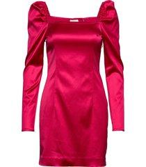 day sensation kort klänning rosa day birger et mikkelsen