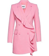 abito/dress kort klänning rosa msgm