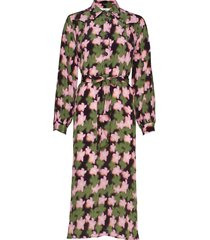 aurelie dress knälång klänning multi/mönstrad lovechild 1979