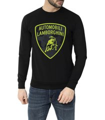 automobili lamborghini camouflage shield sweatshirt