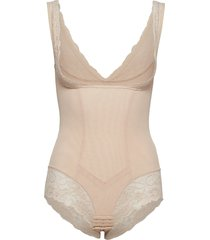 super control body topp beige magic bodyfashion