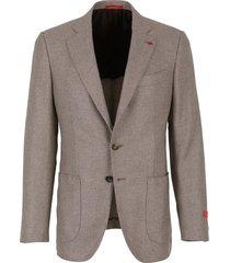 cashmere straight jacket