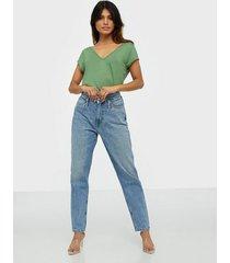 calvin klein jeans mom jean slim