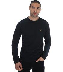 mens metal horseshoe sweatshirt