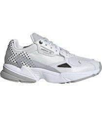 zapatilla blanca adidas originals falcon