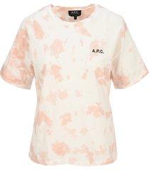 a.p.c. cassie t-shirt