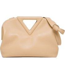 bottega veneta bottega veneta the triangle shoulder bag