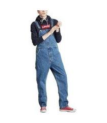 macacão jeans levis 10001 masculino