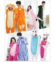 adult unisex onesies kigurumi animal pajamas/cosplay costume cartoon sleepwear