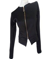 chaqueta blazer para mujer dama licrado 30% off