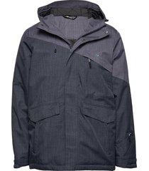 holsen 2-layer techincal jacket outerwear sport jackets grå skogstad