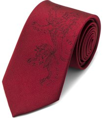 men's cufflinks, inc. game of thrones lannister silk tie