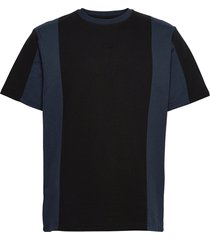agle cut tee t-shirts short-sleeved blå woodbird