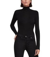 bcbgmaxazria turtleneck jersey top