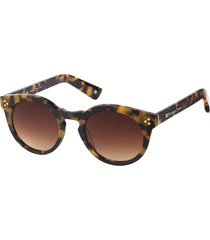óculos de sol kristian olsen denmark ko7359-3 animal print