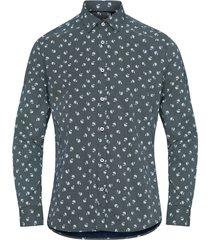 skjorta, mönstrad