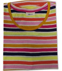 style & co cotton printed t-shirt, created for macy's
