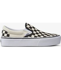sneakers classic slip-on platform