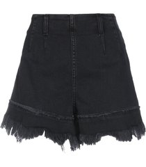 philosophy di lorenzo serafini denim shorts