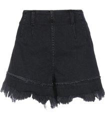 philosophy di lorenzo serafini denim shorts
