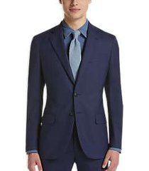 joseph abboud freedom navy extreme slim fit suit
