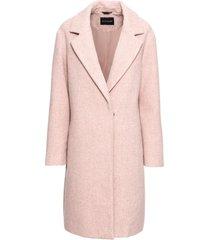 cappotto corto in simil lana (rosa) - bodyflirt