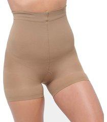 short selene modelador cós alto silicone feminino