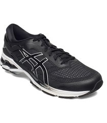 gel-kayano 26 shoes sport shoes running shoes svart asics