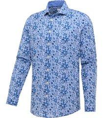 blouse lange mouw