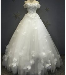 new wedding dress bridal gown lace bead tulle size 2 4 6 8 10 12 14 princess
