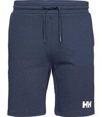 active shorts 9'''' shorts sport shorts blå helly hansen