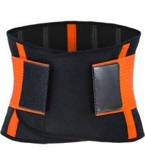 cintura ajustable soporte de la espalda cintura trainer correa correa