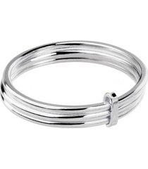 pierścionek srebrny 3 elementy good karma
