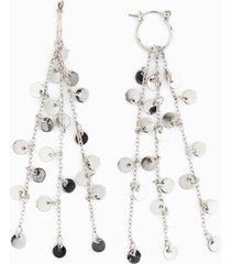 orecchini pendenti (argento) - rainbow