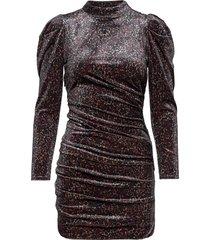 daphne lee dress kort klänning brun allsaints
