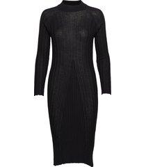 violette dress knälång klänning svart lovechild 1979