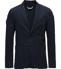 george casual casual jacket blazer kavaj blå matinique