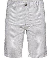 bs aldrin shorts casual blå bruun & stengade