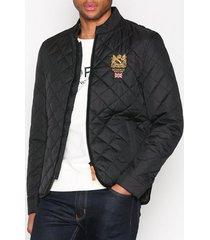 morris trenton jacket jackor black