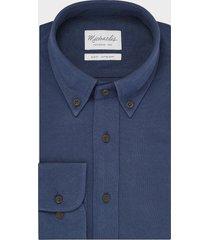 michaelis knitted shirt button down