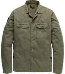 long sleeve shirt cargo dusty olive