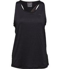 a.c.e. racerback tank t-shirts & tops sleeveless svart puma