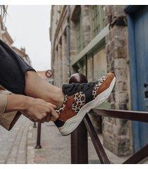 buty w panterkę