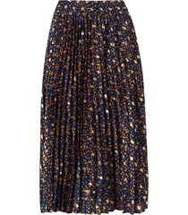 kjol yasskyra hw pleated midi skirt