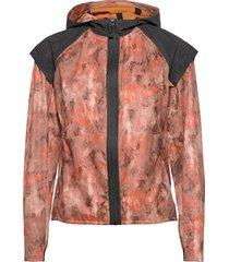 lumen hydro jkt w outerwear sport jackets oranje craft